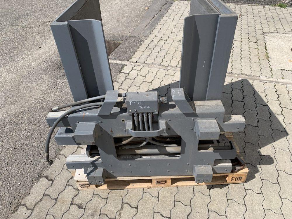 Meyer 3-0302N használt bálafogó
